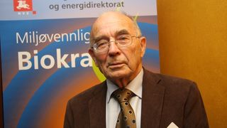 – Norge vil flyte over av kraft