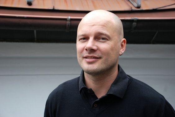 Rasmus Reinvang i WWF Norge