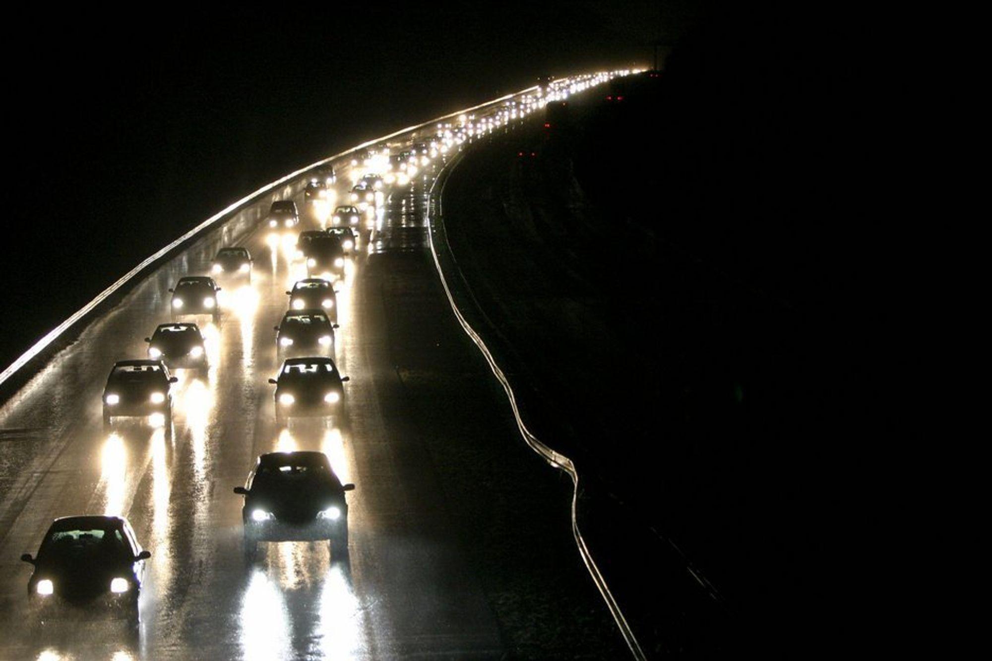 Økt biltrafikk har også økt støyplagene fra norske veger.