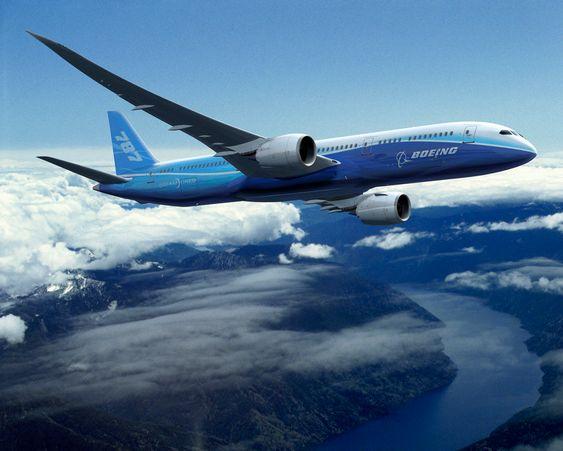 TRE VARIANTER: Dreamliner leveres som 787-3, 787-8 og 787-9. Sistnevnte har en aksjonsradius på 8500 nautiske mil (15.750 km).