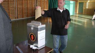 E-valg kommer i 2011