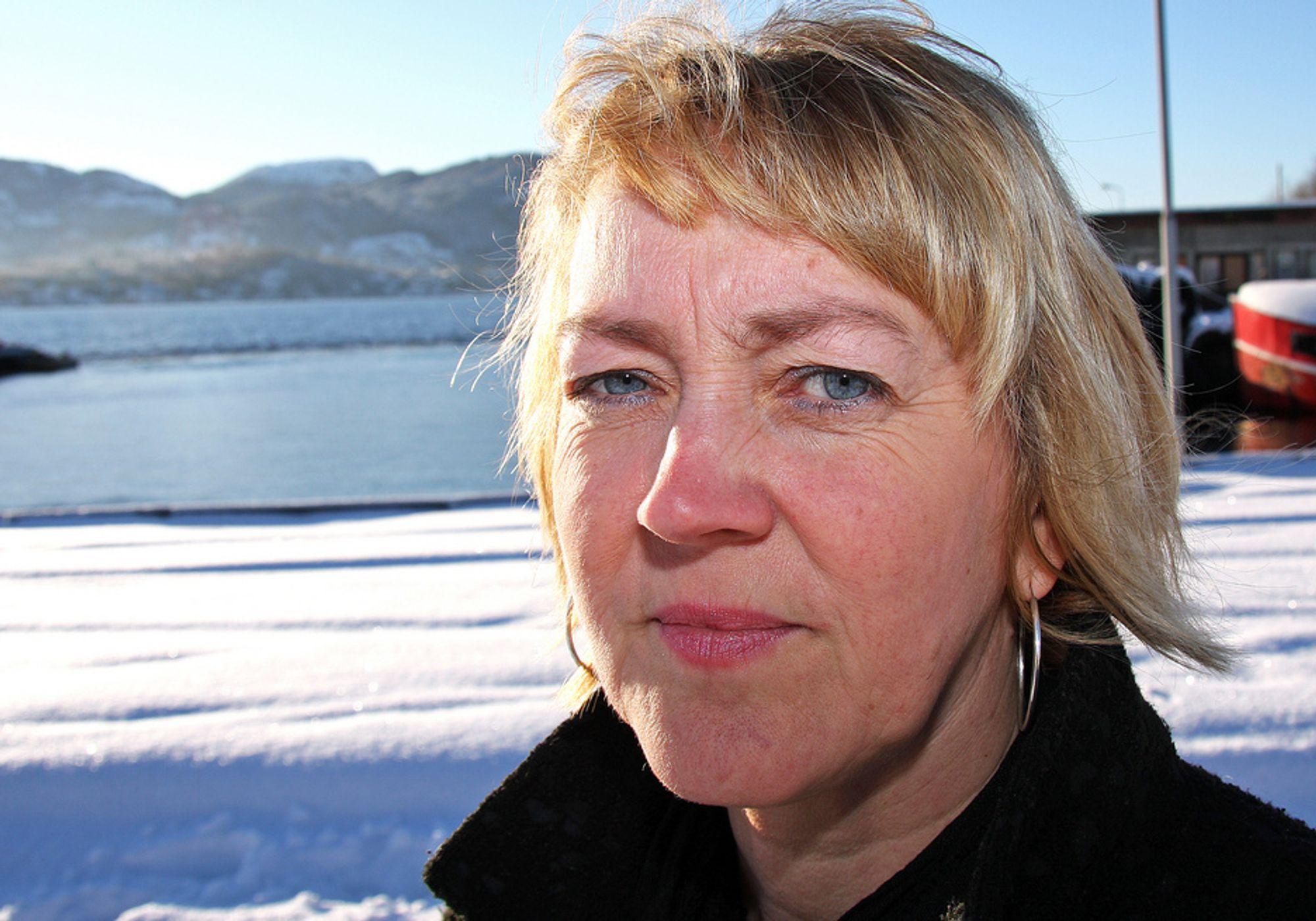 Lindås-ordfører Astrid Aarhus Byrknes sier at ingen i kommunen har den fjerneste anelse om konsekvensene av CO2-rensingen på Mongstad.