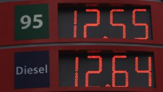 Derfor øker dieselprisen  mest