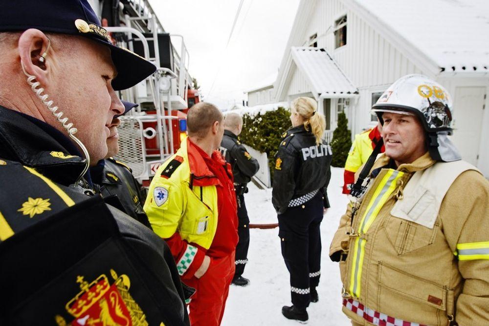 RING 112: Brann, syk eller ranet? En arbeidsgruppe foreslår nå å innføre kun ett nødnummer.