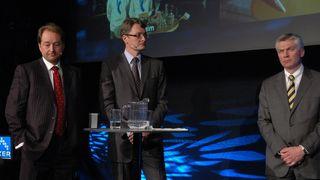 """""""Søppelselskapene"""" skal styrke Aker Solutions"""