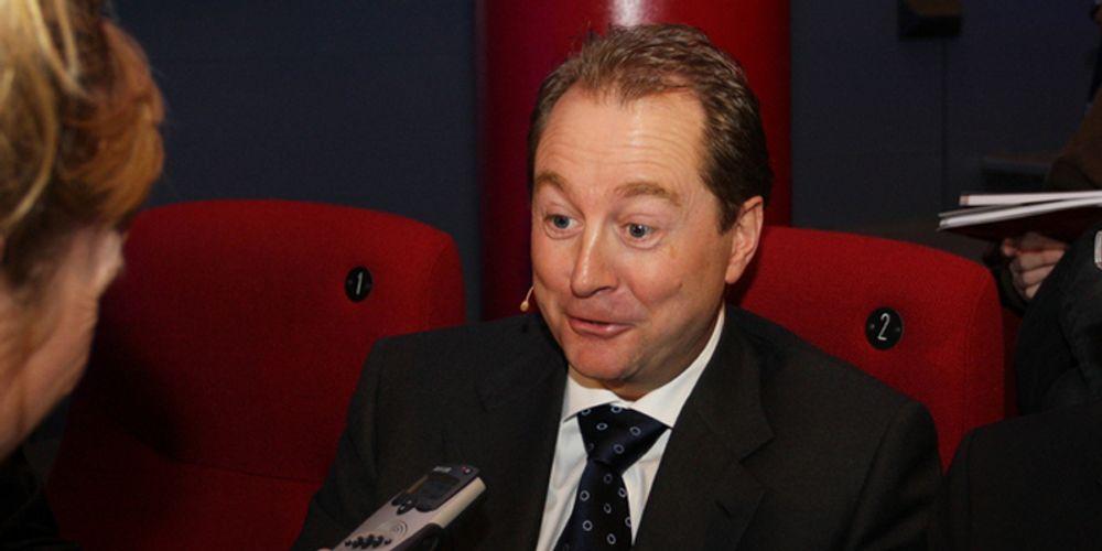 Ikke bare Kjell Inge Røkke kan juble over 50 år. Det kan også NFA.