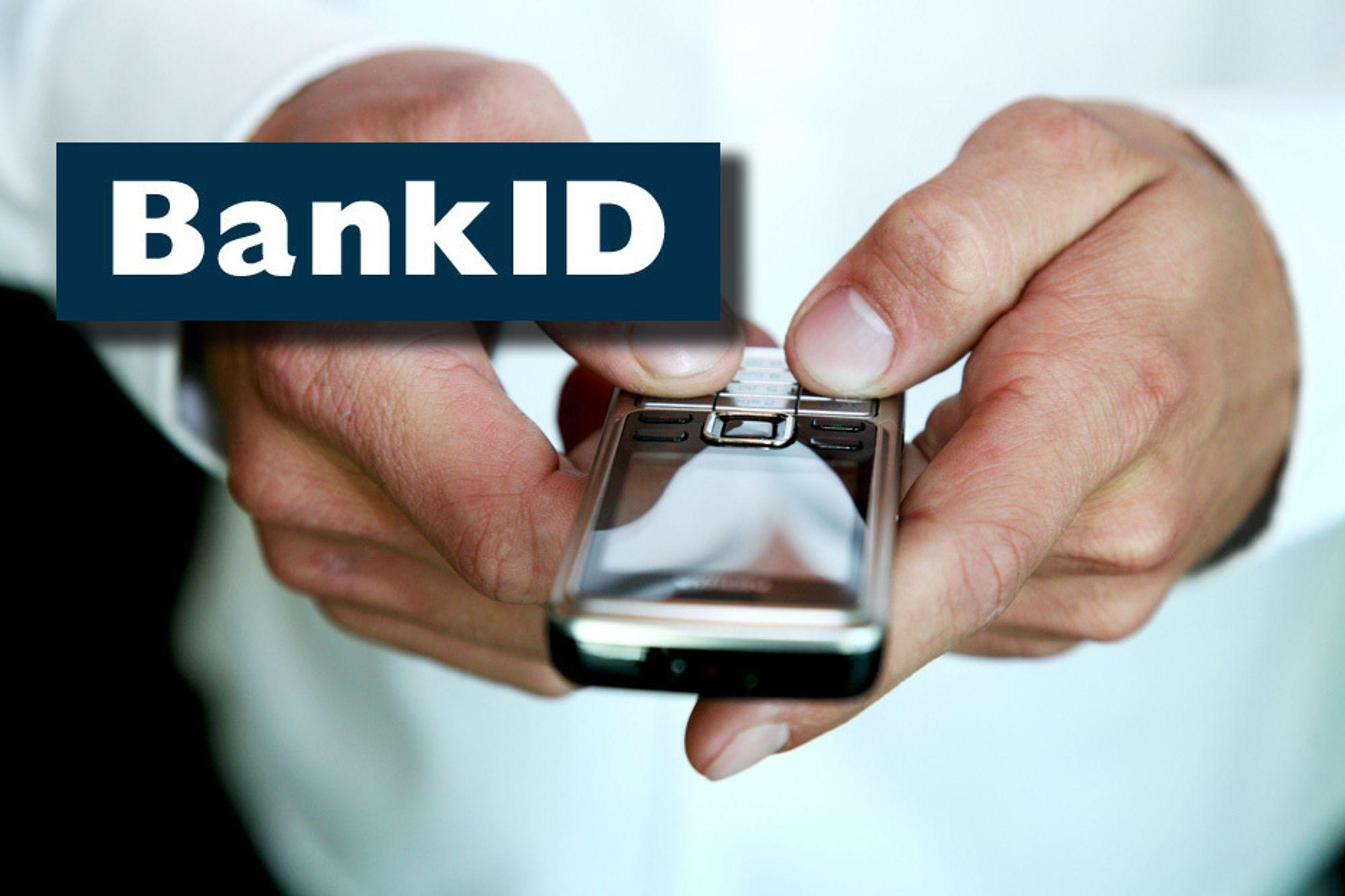 Klart for BankID på mobilen