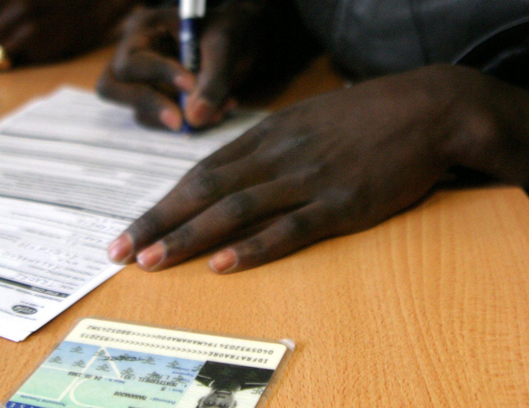 SSB: Sjansen for å skrive under arbeidskontrakt er størst der det bor få innvandrere fra før.