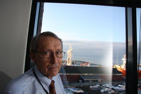 Hans-Richard Hansen, Vice President Technology Development, Teekay Corporation, oljetankskip, VOC, shuttletankere, bøyelasting