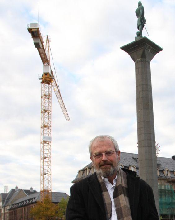 Knut Fagerbakke, varaordfører i Trondheim