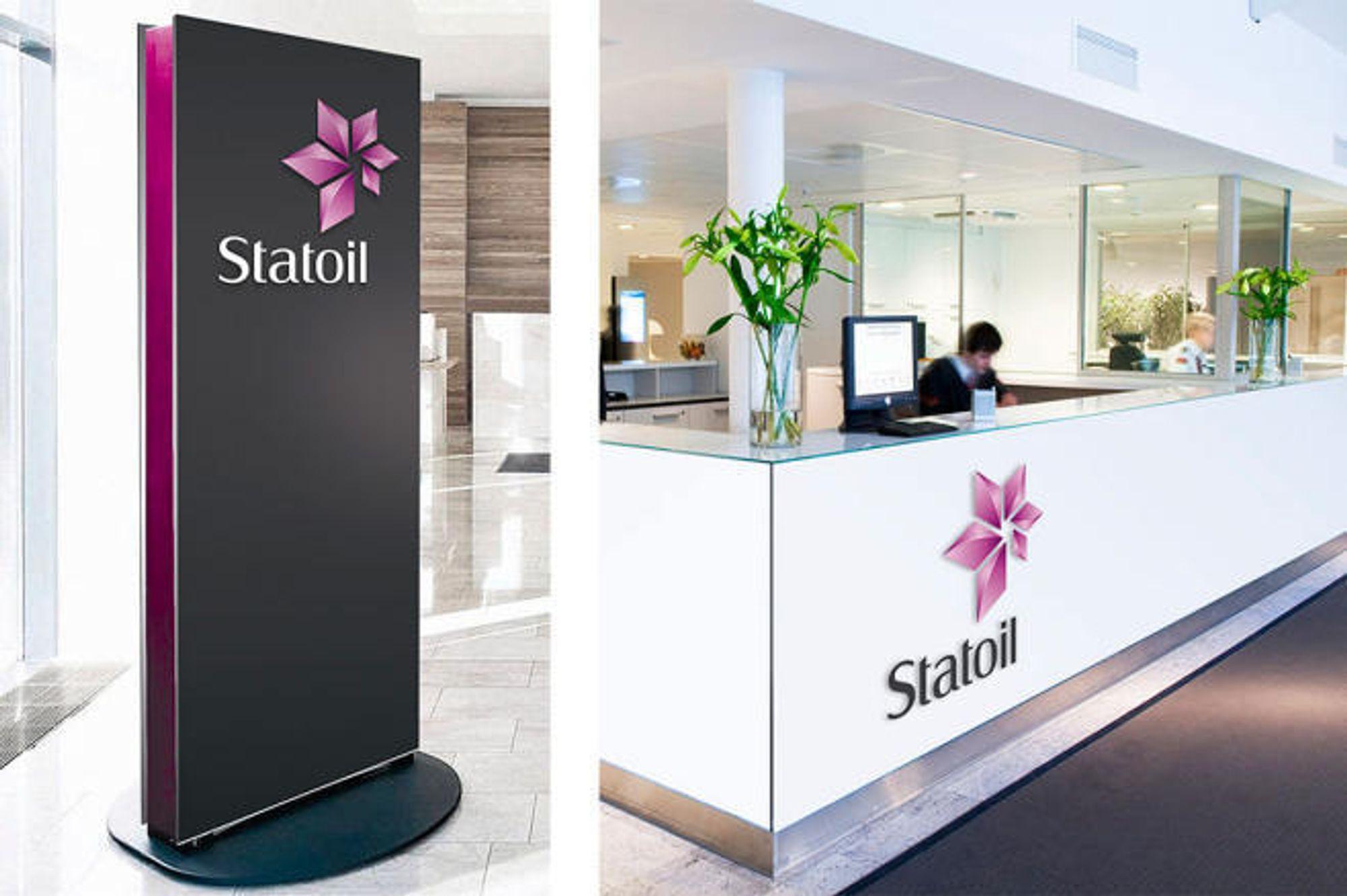 """StatoilHydro blir til Statoil. Logoen har derimot fått kritikk fra merkevareeksperter, som blant annet har sagt at """"den er OK for et spa, men ikke for et selskap som StatoilHydro""""."""