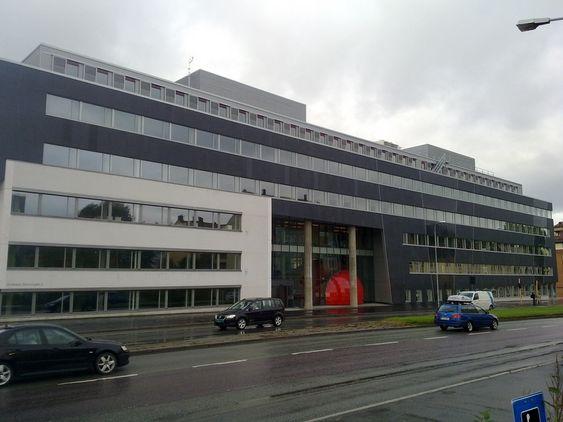 KLP-bygget i Trondheim