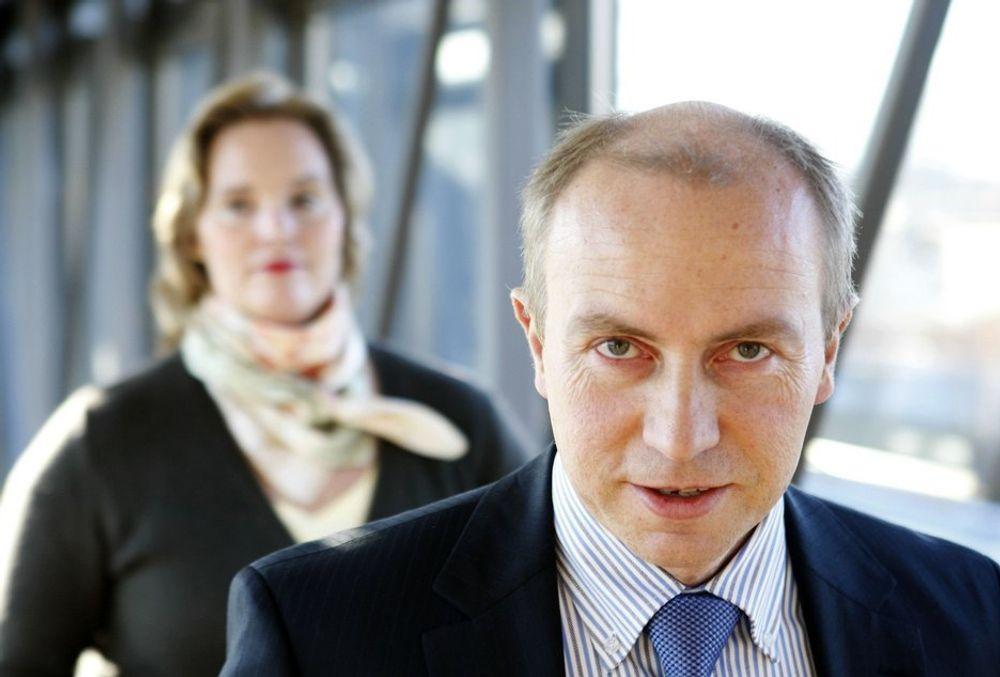 Konsernsjef Christian Rynning-Tønnesen og resten av Norske Skog kom best ut blant de nordiske selskapene i 2009-kåringen som ble offentliggjort i Oslo i dag.