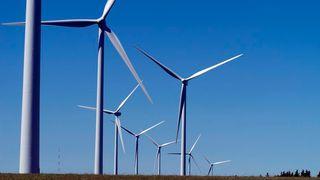 Vindkraftkommunene er fornøyde