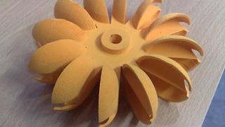 Lager 3D-modeller av papir
