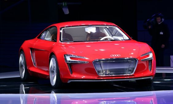 E-tron er Audis elbil-debut.