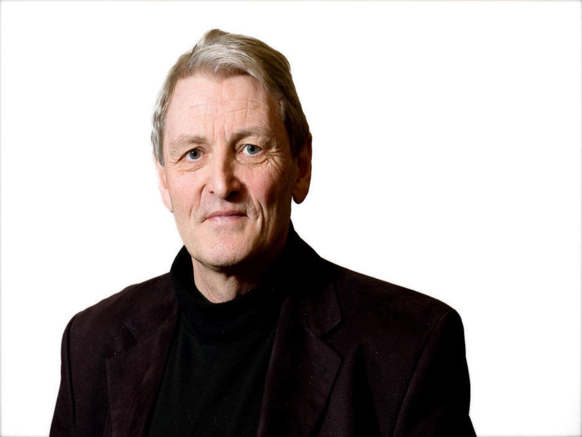 FORSKNINGSDIREKTØR: Alf Egil Holmelid (SV)  fra Kristiansand er den første representant fra teknologisk forskningsmiljø på lang tid.
