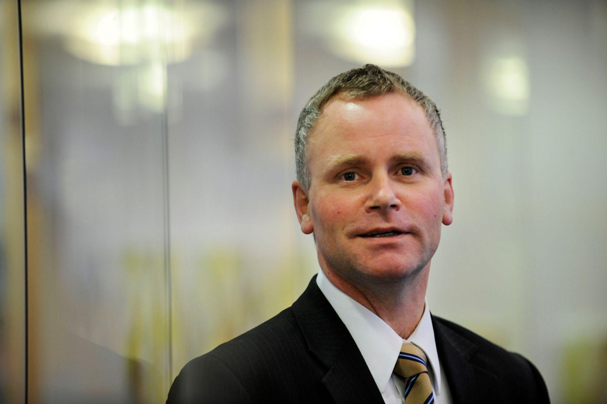 PRISSAMARBEID: Etterforskningsdirektør Eirik Stolt-Nielsen frykter at det er uavdekket prissamarbeid i bygge og anleggsnæringen.