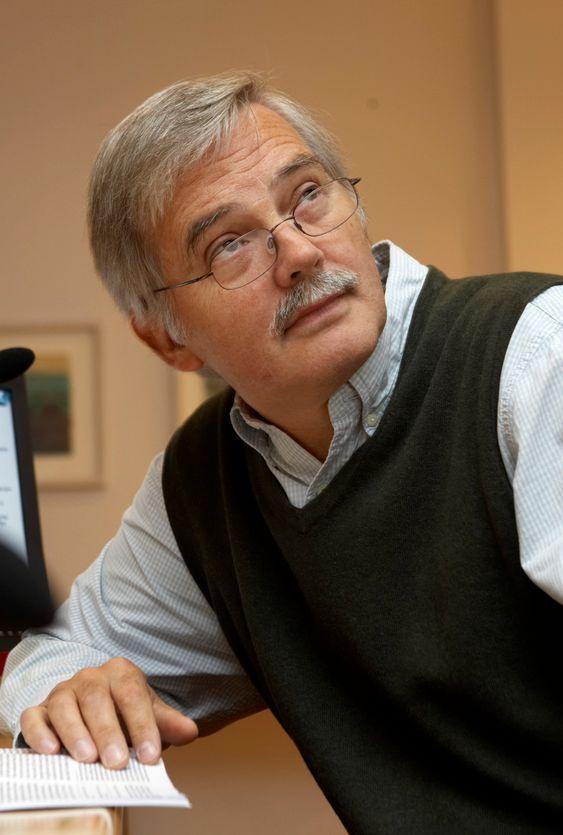 Ådne Cappelen, forskningssjef i SSB.