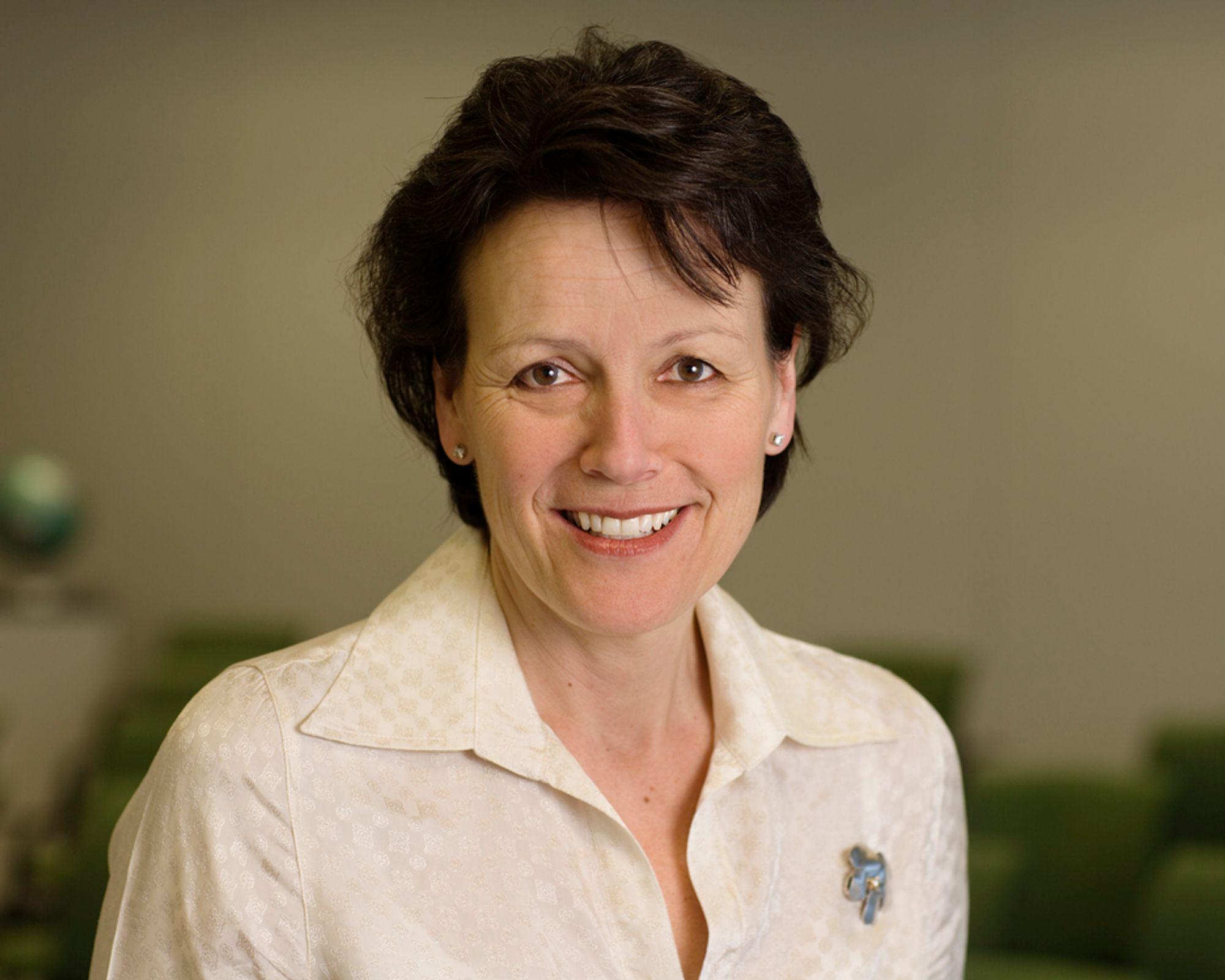 Endring: -Vi jobber for å bli kvitt ITC-ordningen , sier Bente Hagem, markedsdirektør i Statnett.