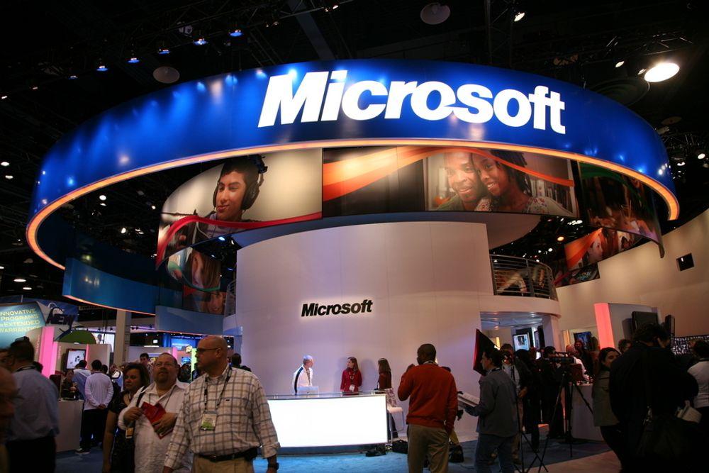 PEPPER: Microsoft har åtte uker på seg til å svare på anklagene fra EU-kommisjonen.