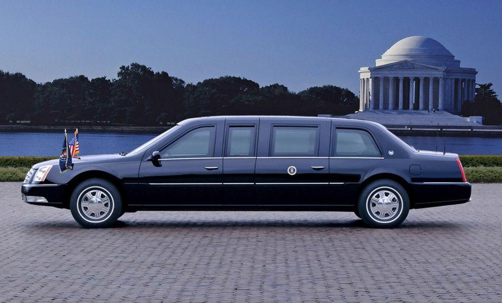 Obamas super-Cadillac