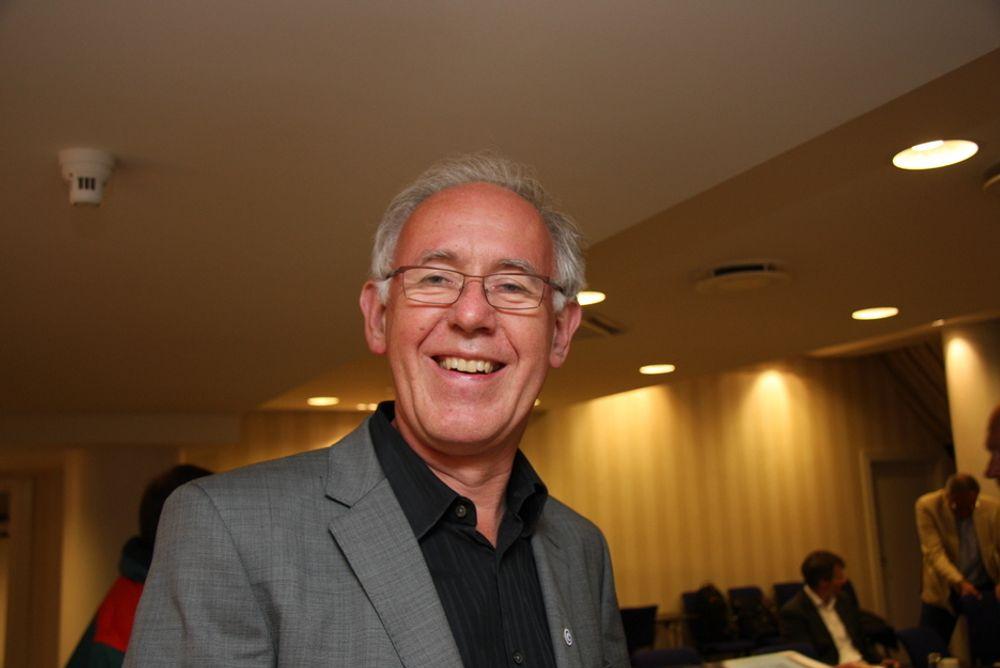 Adm.direktør Trond Johannesen i Maskinentreprenørenes Forbund (MEF)
