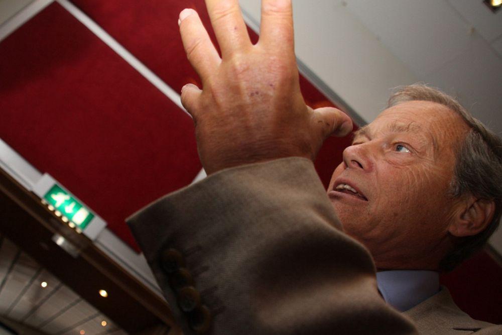 TAP: PT-sjef Willy Jensen har mistet både folk og bransjekontakt etter flyttingen til Lillesand.