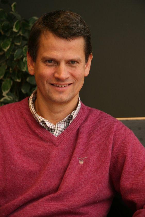 Tom Baade-Mathisen, seksjonsleder VA hos Norconsult