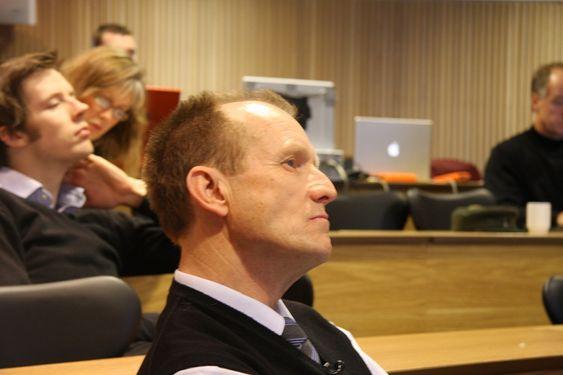 Einar Jakobsen, seniorøkonom i NHO