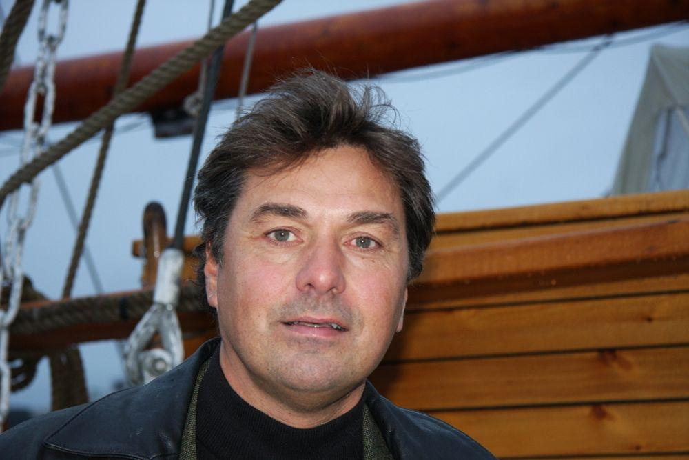 SMIDIG: Sjøfartsdirektør Olav Akselsen lovet en smidig og serviceinnstilt organisasjon før han tiltrådde. Torghatten Nord og Mecmar har ikke oppplevd den slik hittil.