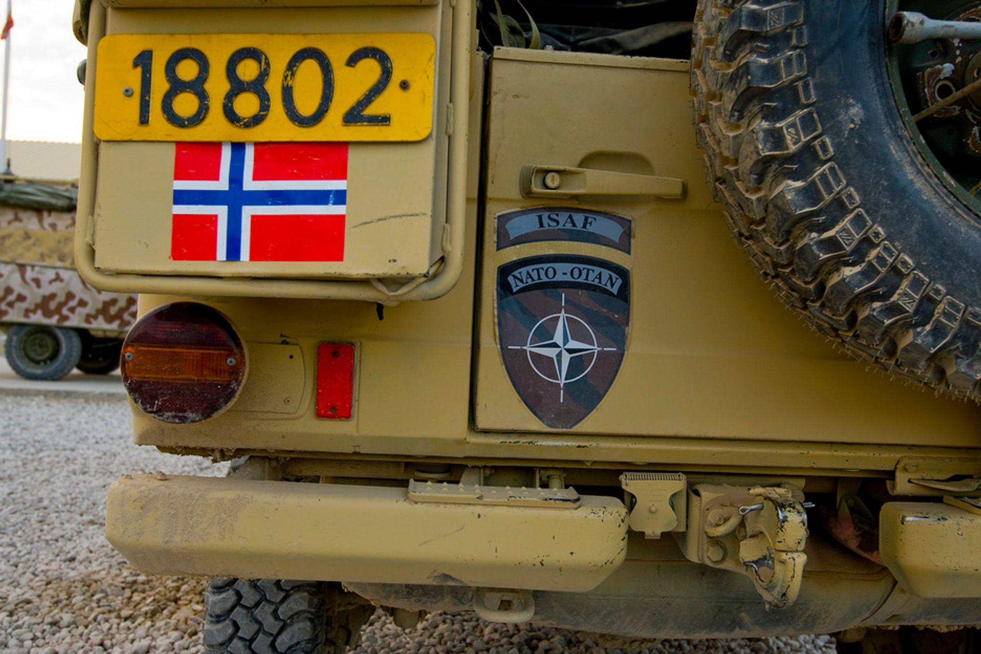 FJERNSTYRING: IT-systemer skal hjelpe JWC på Jåttå til å kunne simulere treningssituasjoner for ISAf-styrken i Afghanistan.
