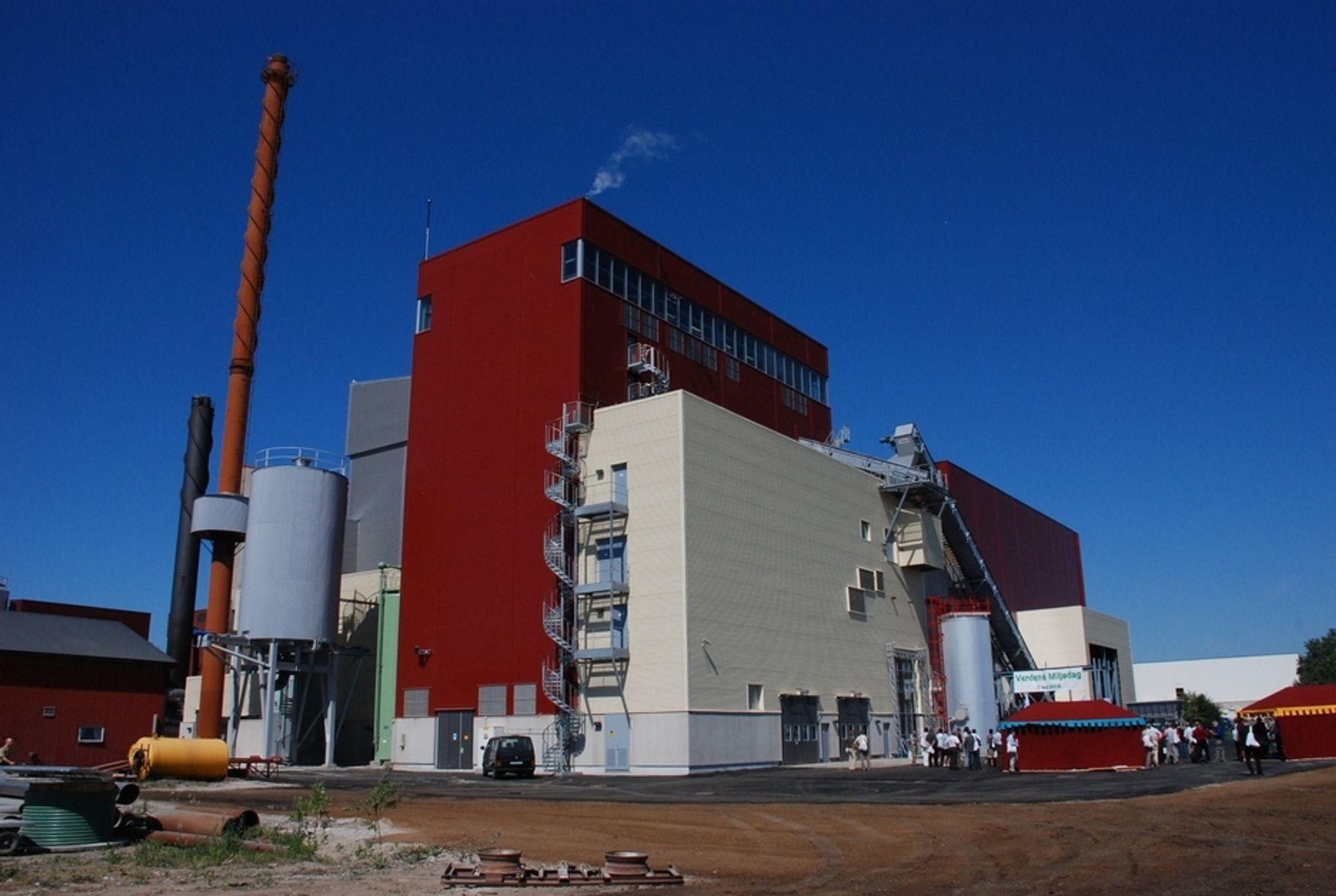 TRENGER STØTTE: Slagen Energigjenvinning vil håndtere ca. 55.000 tonn restavfall fra husholdinger og industri, og vil kunne produsere inntil 160 GWh termisk energi.