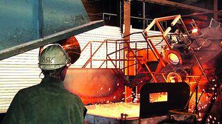 Solkraft fra metallurgi