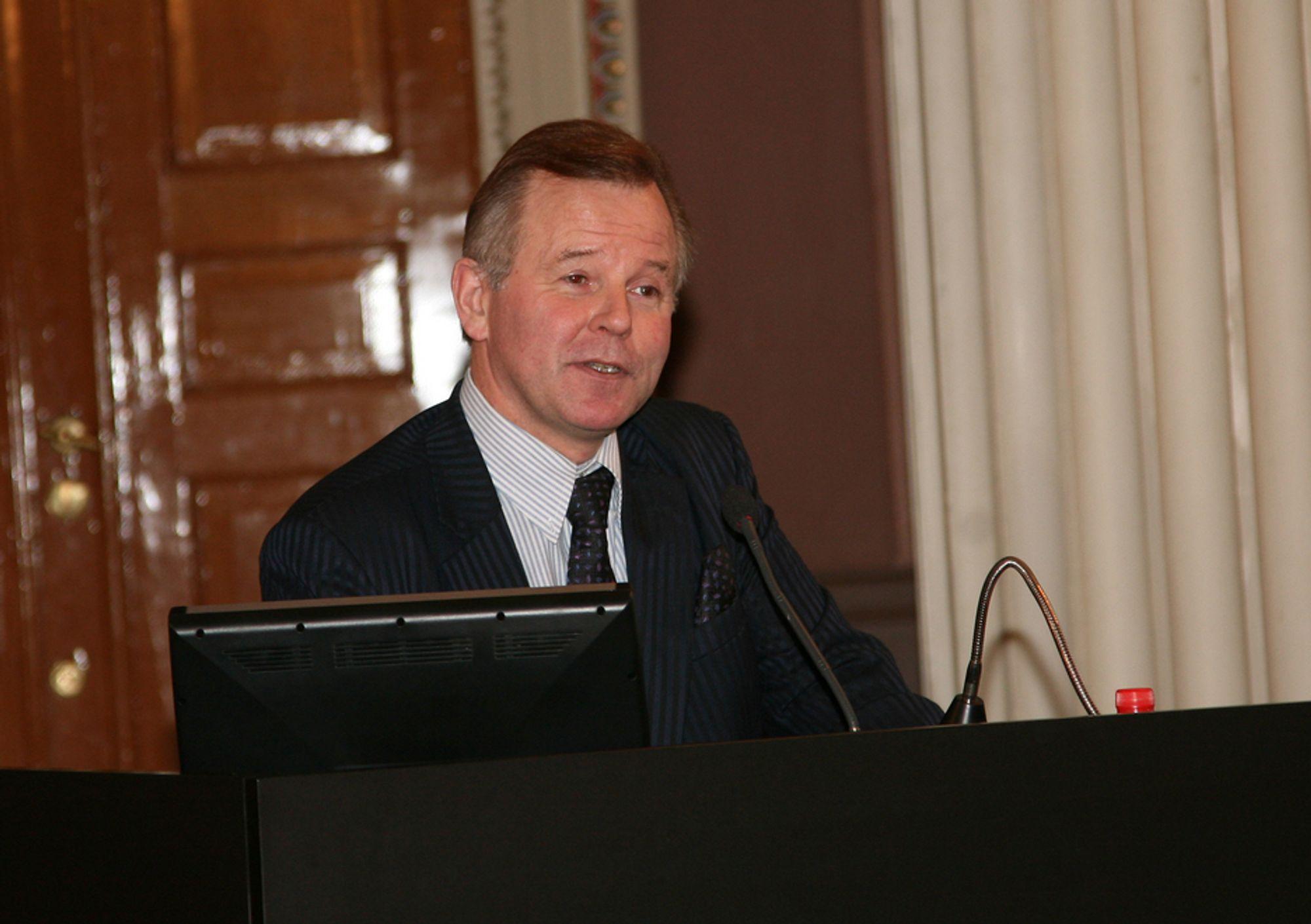 UiO: ¿ Bachelorgraden skal være en fullverdig, selvstendig utdanning, sier Ole Petter Ottersen.