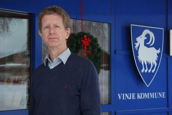 KRITISK: Ordfører i Vinje, Arne Vinje, frykter at økt effektkjøring skal påføre kommunen enda større miljøødeleggelser.