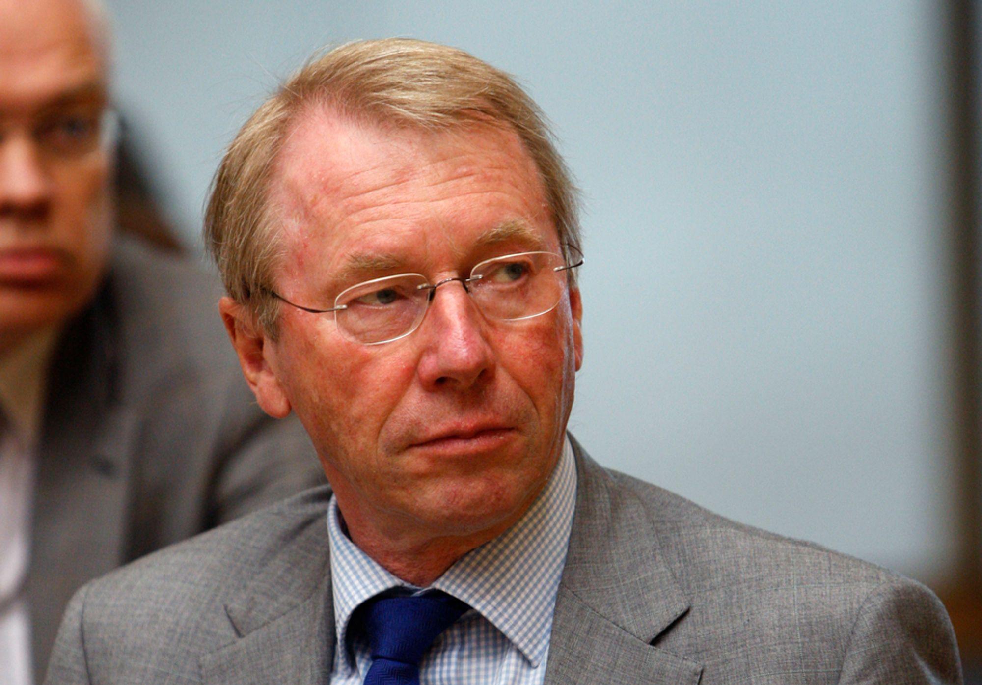 Jens Ulltveit-Moe tror det nå blir vanskeligere å reise penger til prosjekter innen alternativ energi.