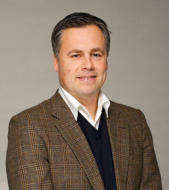 PÅ HD-TRONEN: Informasjonsdirektør i Canal Digital, Jørgen Thaule, tror de når en kvart million HD-mottakere før påske.