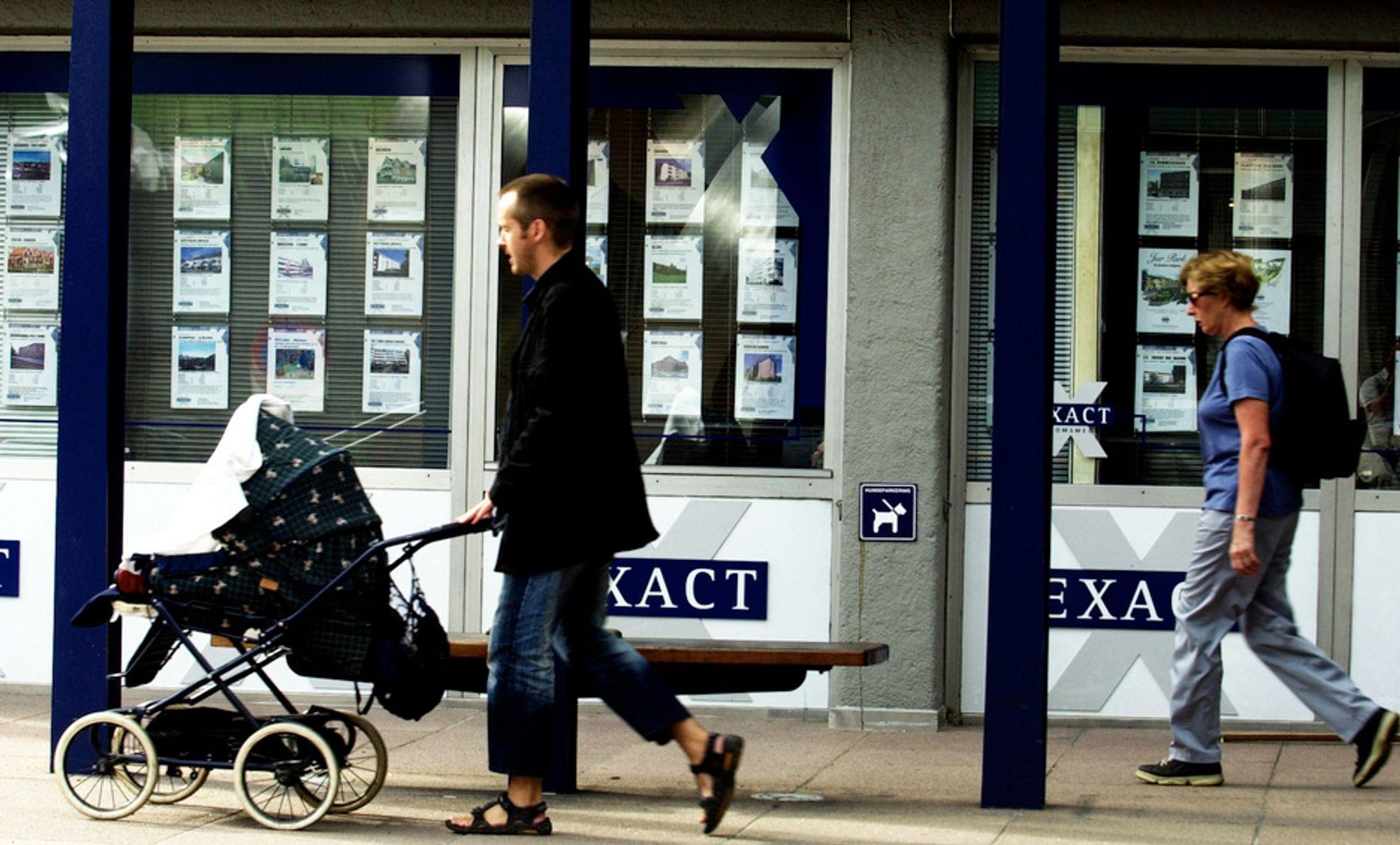 TALL: Telemark har blant Norges laveste boligpriser. Det gjør det mulig å leve godt som single i fylket.