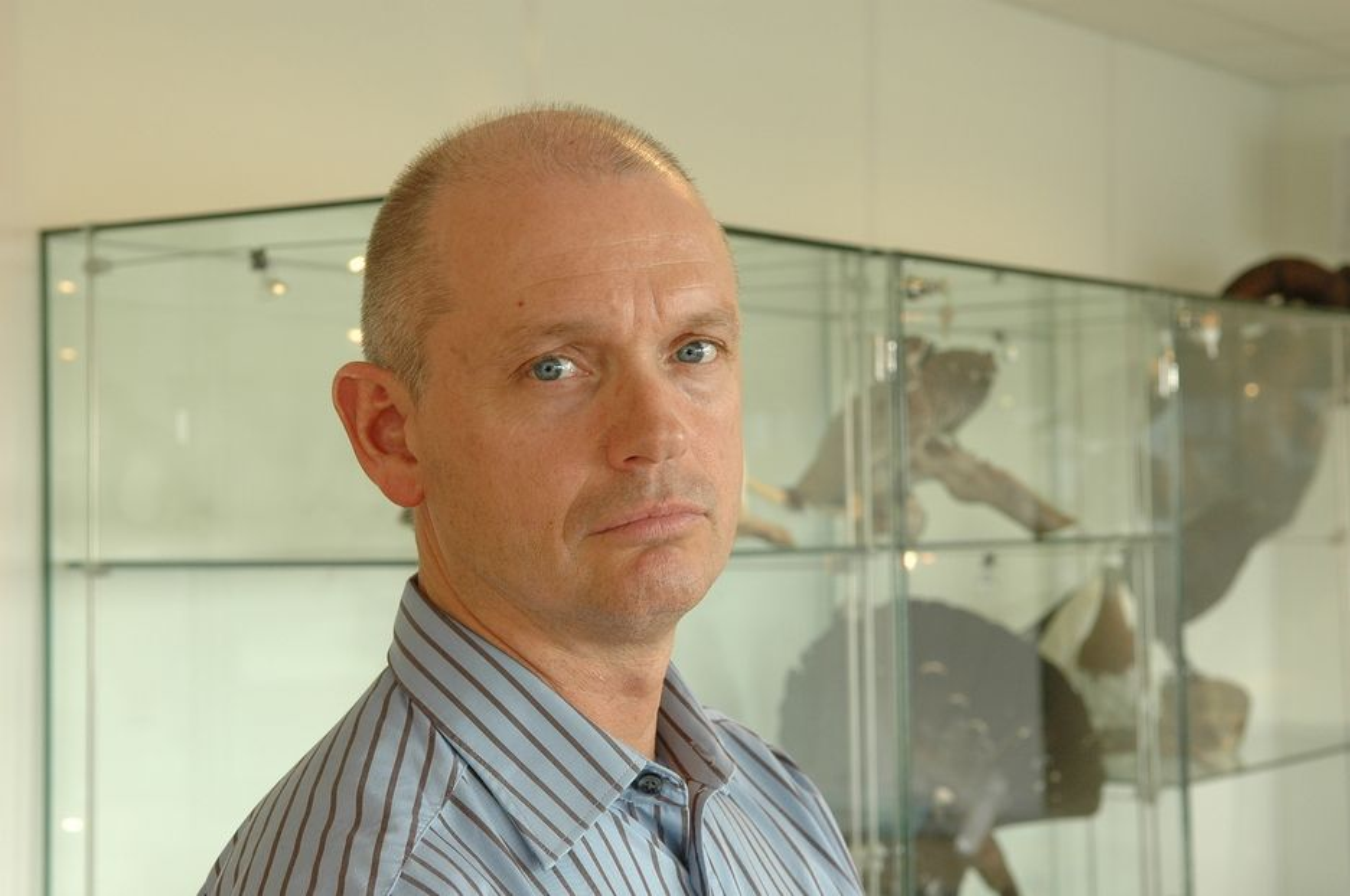 BURDE VÆRE OBS: Ståle Kyllingstad i Norsk Industri mener kjøpere burde være obs på utenlandske verft.