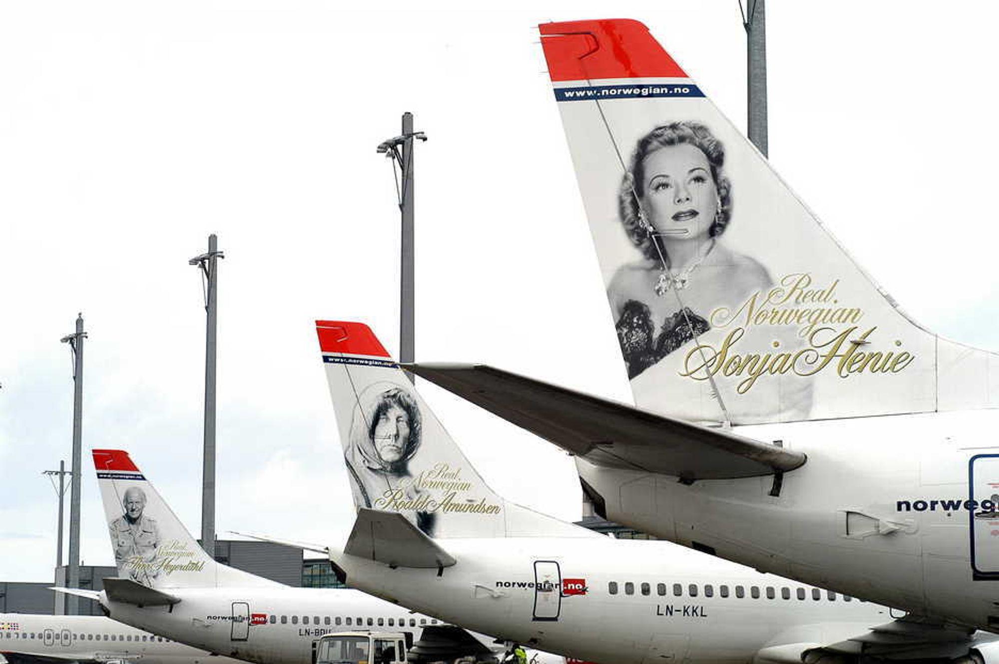 18 Norwegian-fly er tatt ut av trafikk i dag som følge av at en flytekniker mangler nødvendig godkjenning.