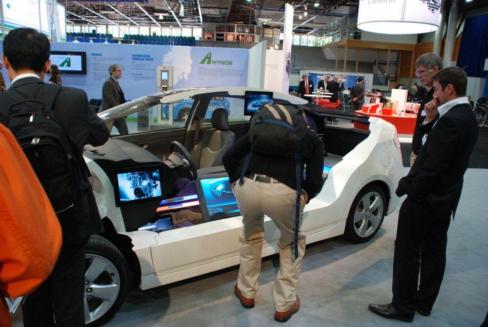 HVA - INGEN LYD? Hybridbiler som Toyota Prius lager for lite lyd, mener svaksynte og blinde. Nå kan det komme pålegg om mer støy.