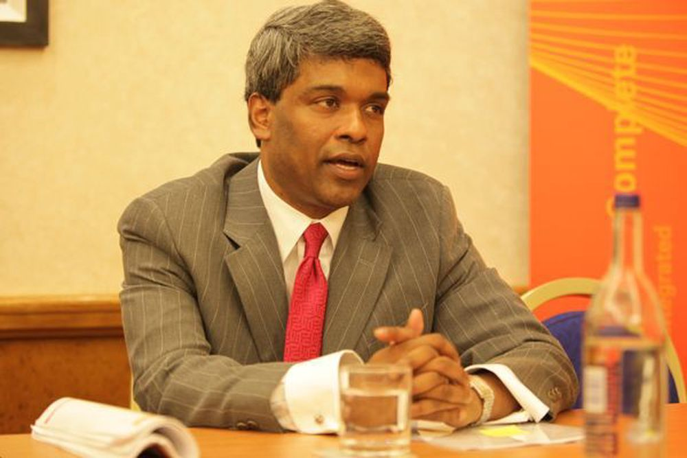 Thomas Kurian er Senior Vice President for Oracle Fusion Middleware.
