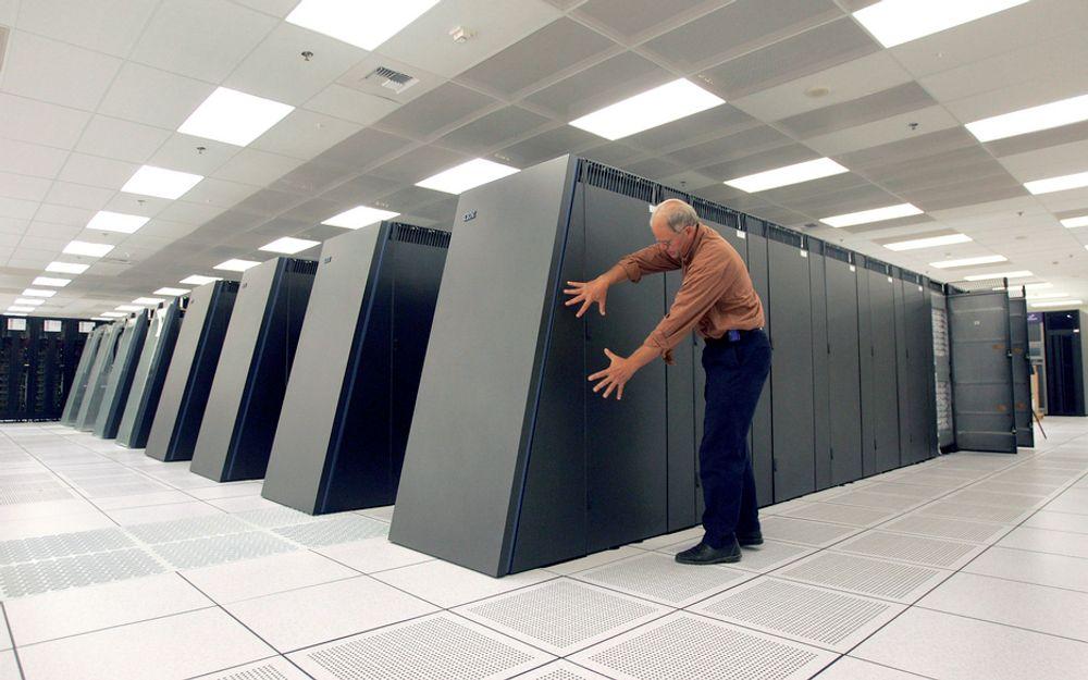 Kjapp. IBMs nye løsning skal gi ti ganger så rask datatrafikk i databaser.