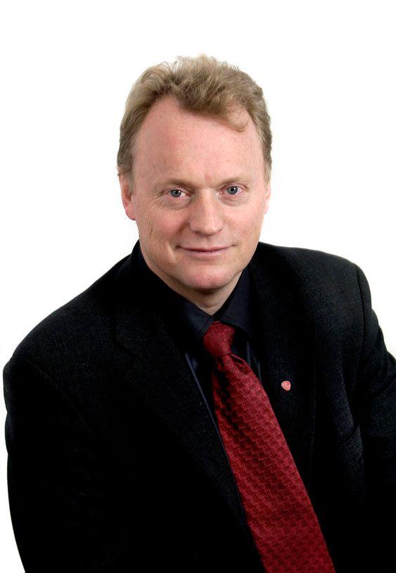 Raymond Johansen, partisekretær i Arbeiderpartiet