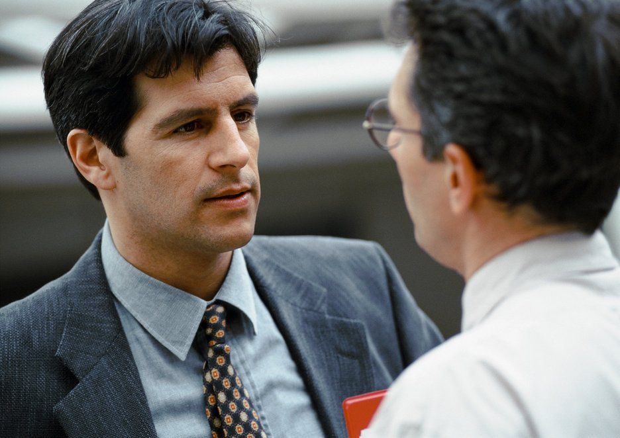 ORD: Flosklene er mange blant direktører i dress.