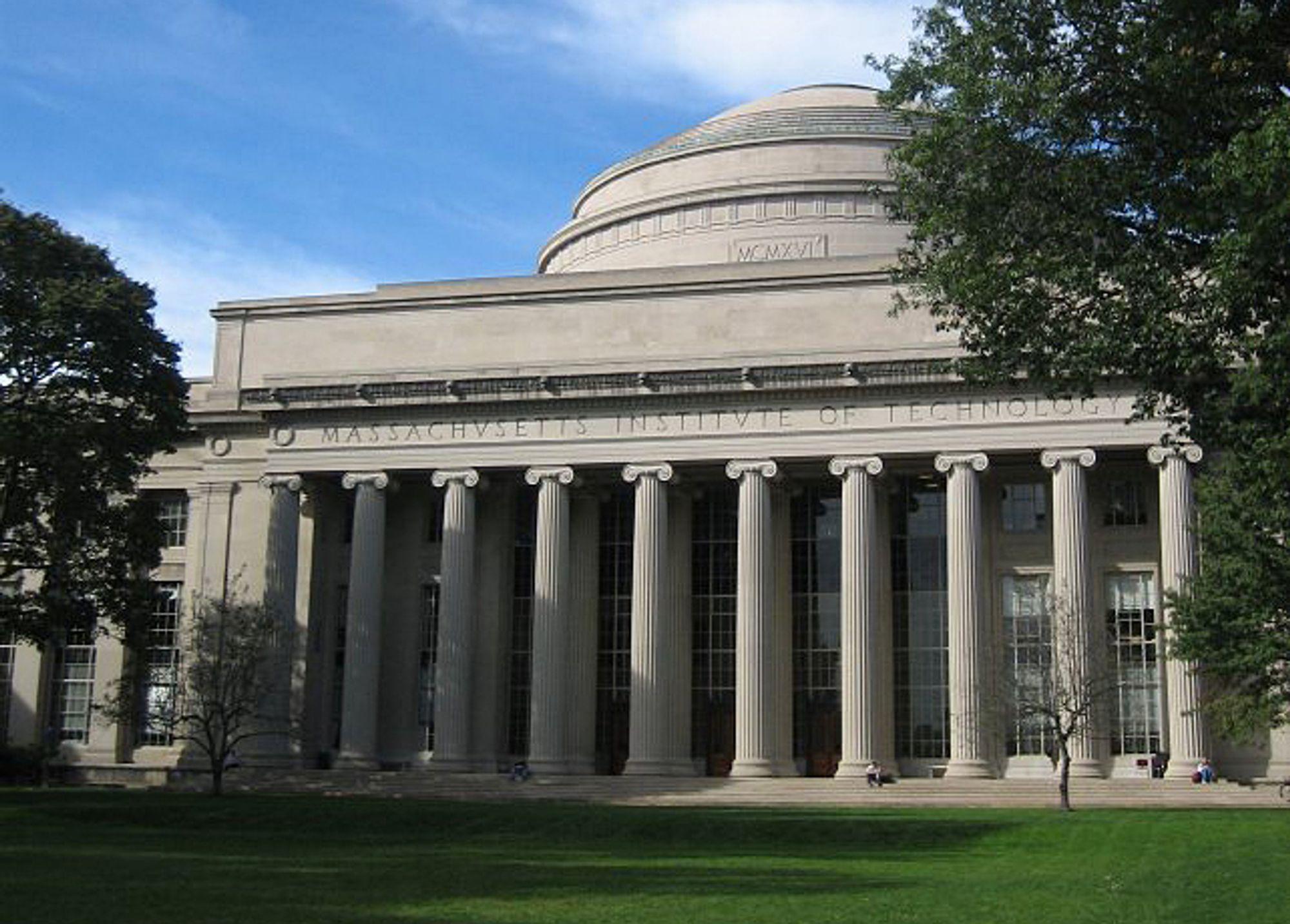 NYTT: MIT er teknologiens utdanningsmessige høyborg.
