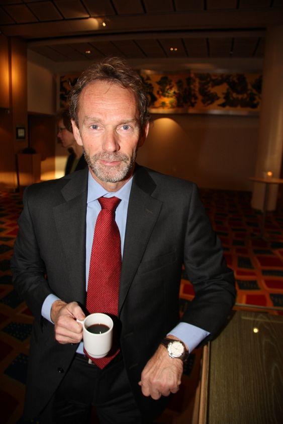 NÆRINGSLIVET TAKLER VEIENE: ¿ Norske bedrifter lider ikke under dårlig veistandard slik World Economic Forum hevder, sier sjeføkonom i First Securities, Harald Magnus Andreassen.