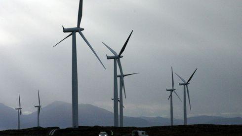 1,1 milliarder til vindkraft
