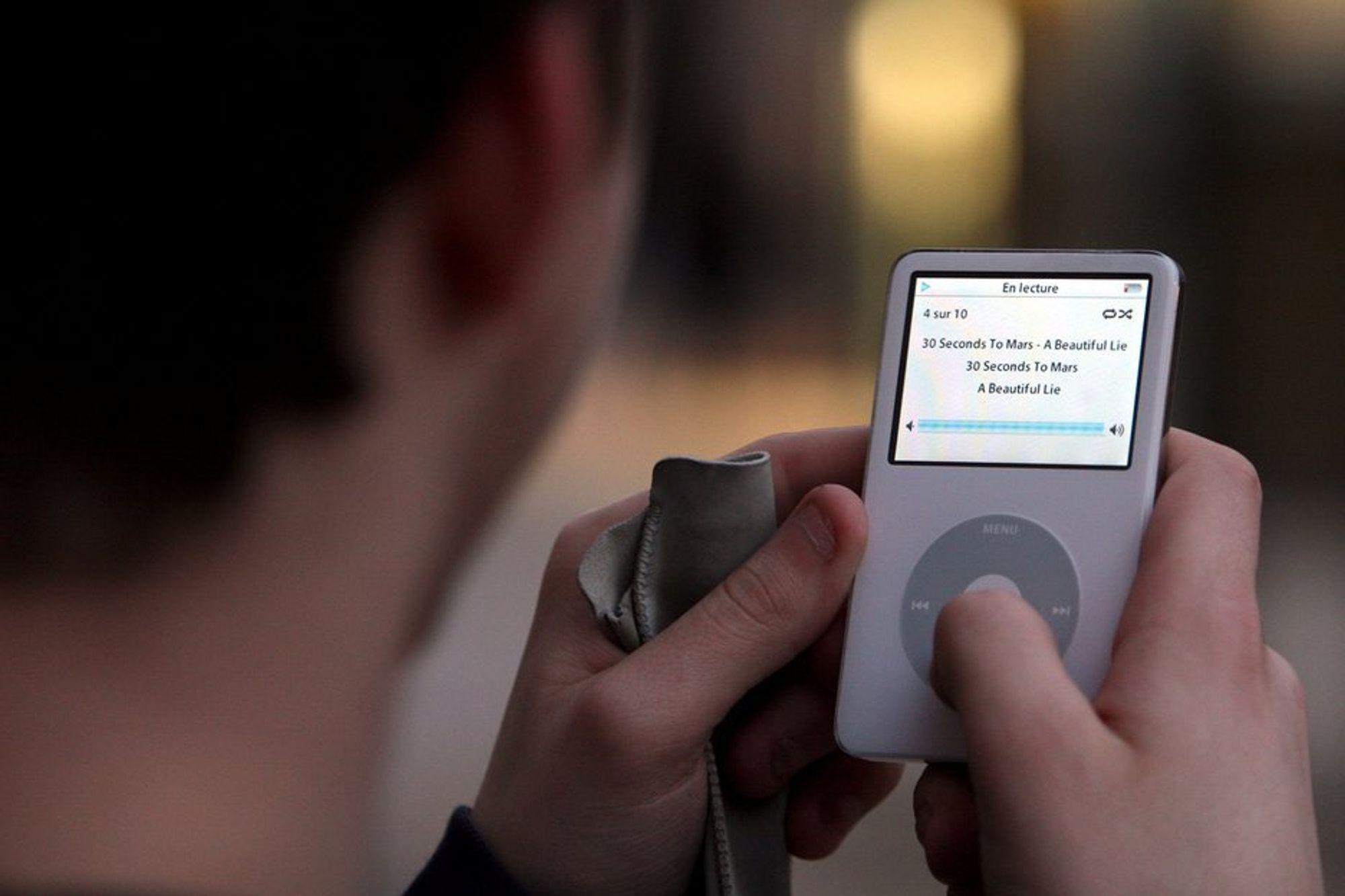 Apple håver inn. Siste kvartal var selskapets beste noensinne.